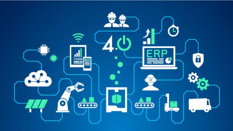 ERP und Industrie 4.0