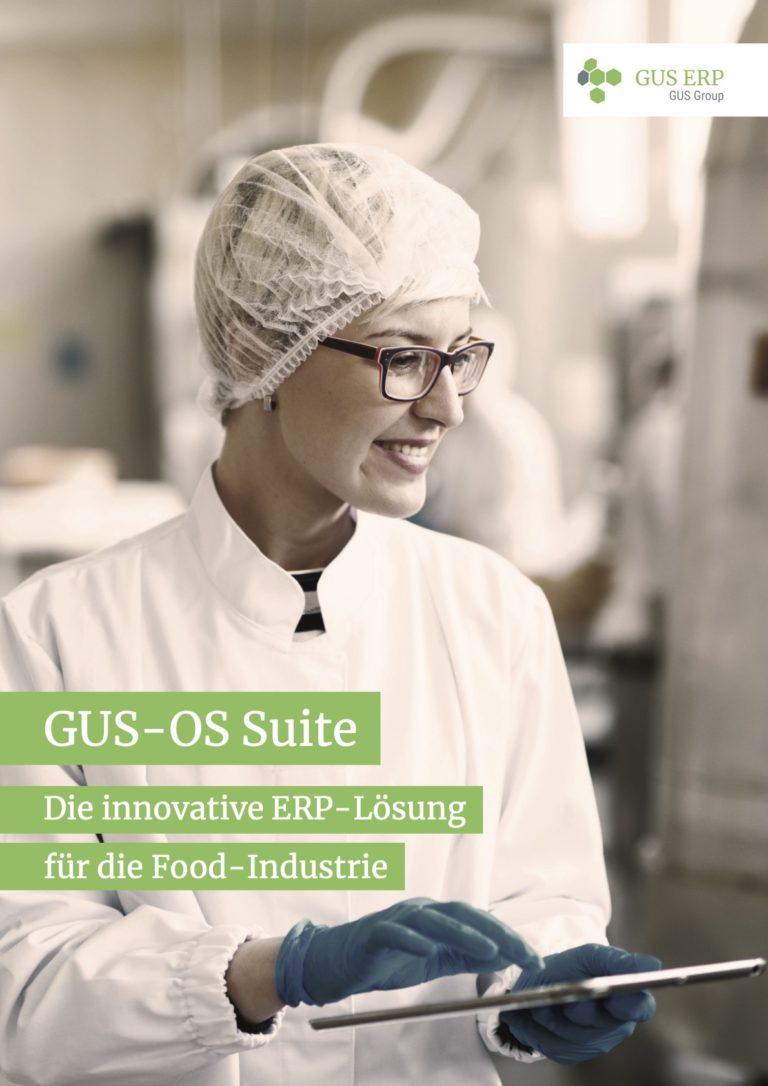 GUSOS Food - GUS-OS Suite - GUS Deutschland