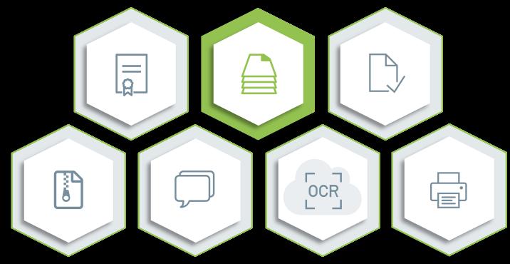 Dokumentenverwaltung - GUS-OS Suite - GUS Deutschland