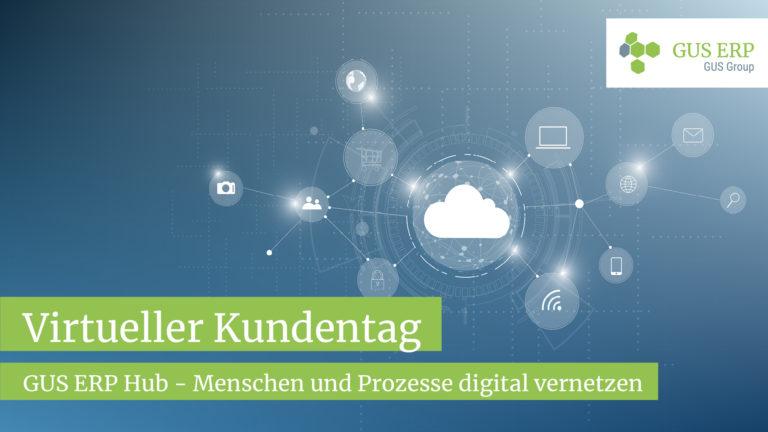 Bild Anmeldung GUS ERP HUB - GUS-OS Suite - GUS Deutschland